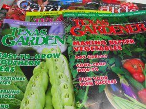 6. Garden Magazines