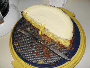 4. Cheesecake