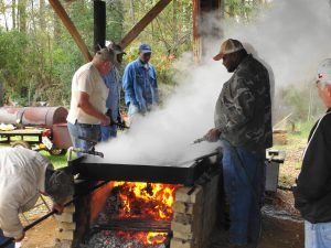 1. Syrup Making