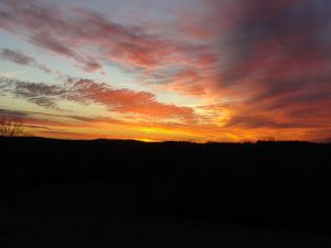 1. Sunset