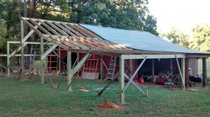 4. Barn Repair