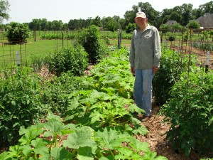 3. Jobe garden