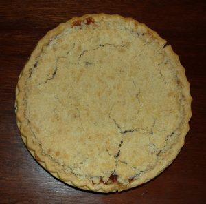 5.  Apple pie