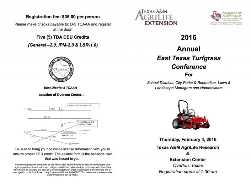 Turf Conference Flyer 1