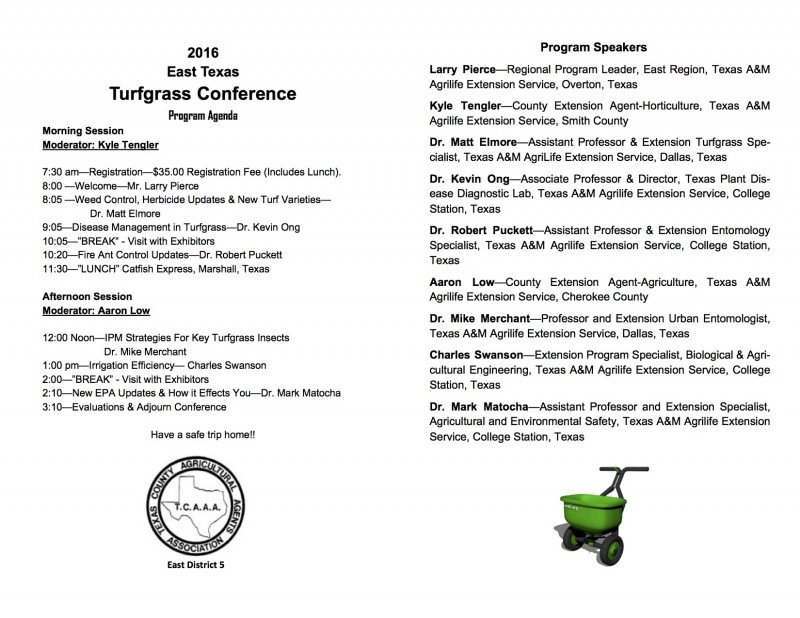 Turf Conference Flyer 2