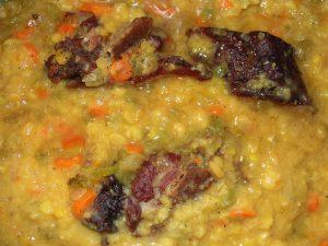 1. Split Pea Soup AG