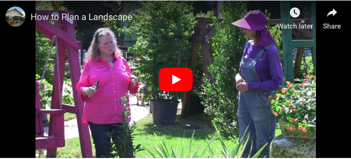 Video How To Plan A Landscape