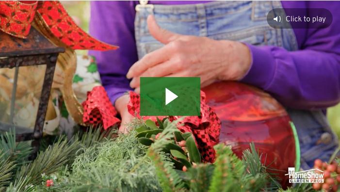 VIDEO: Christmas Decorating