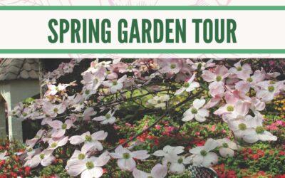 Pyron's Spring Garden Tour
